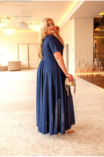 Wyjątkowa suknia Plus Size...