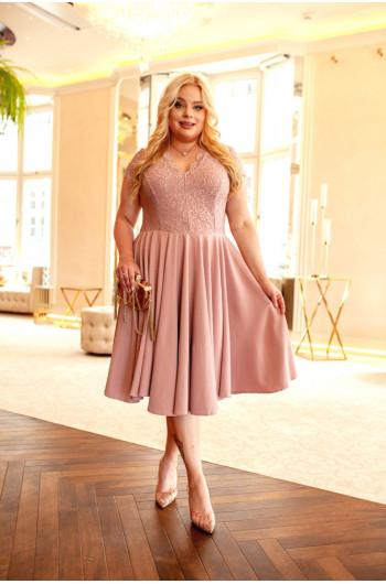 Fantastyczna sukienka Plus...