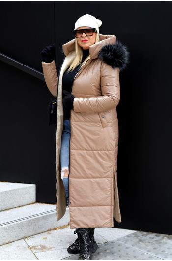 Wyjątkowy płaszcz, kurtka w najmodniejszym kolorze Kzp-10