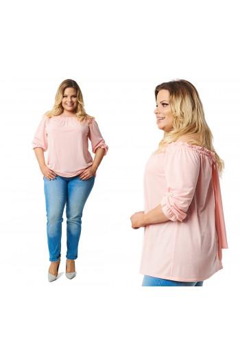 Fajna Bluzka Plus Size boho B-16