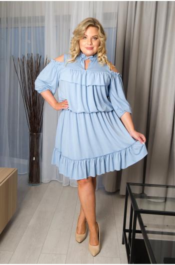 Sukienka Damska Marszczona CAVARICCI S-71