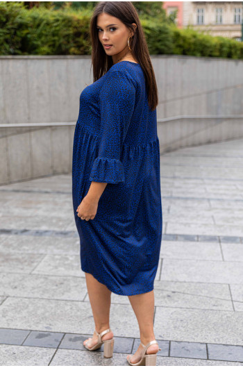 S-05 sukienka odcinana pod biustem