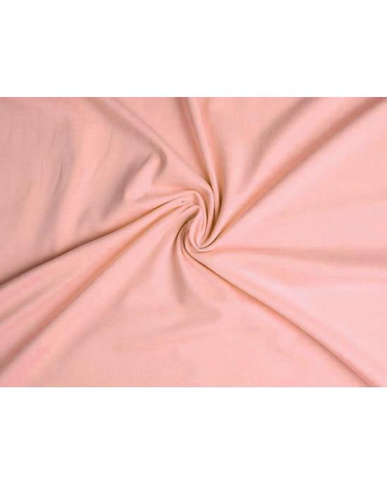 Tkanina - wysokogatunkowa dzianina wiskoza pudrowy róż