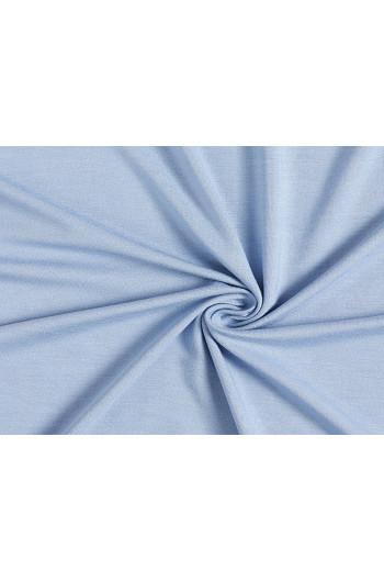 Tkanina - wysokogatunkowa dzianina wiskoza błękitna
