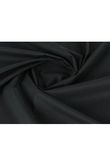 Tkanina - wysokogatunkowy materiał na płaszcze czarny