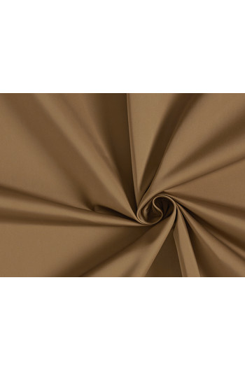 Tkanina - wysokogatunkowy materiał na płaszcze brąz