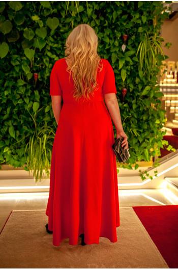 Doskonała kobieca sukienka na każdą okazję w tym wesele Q-11